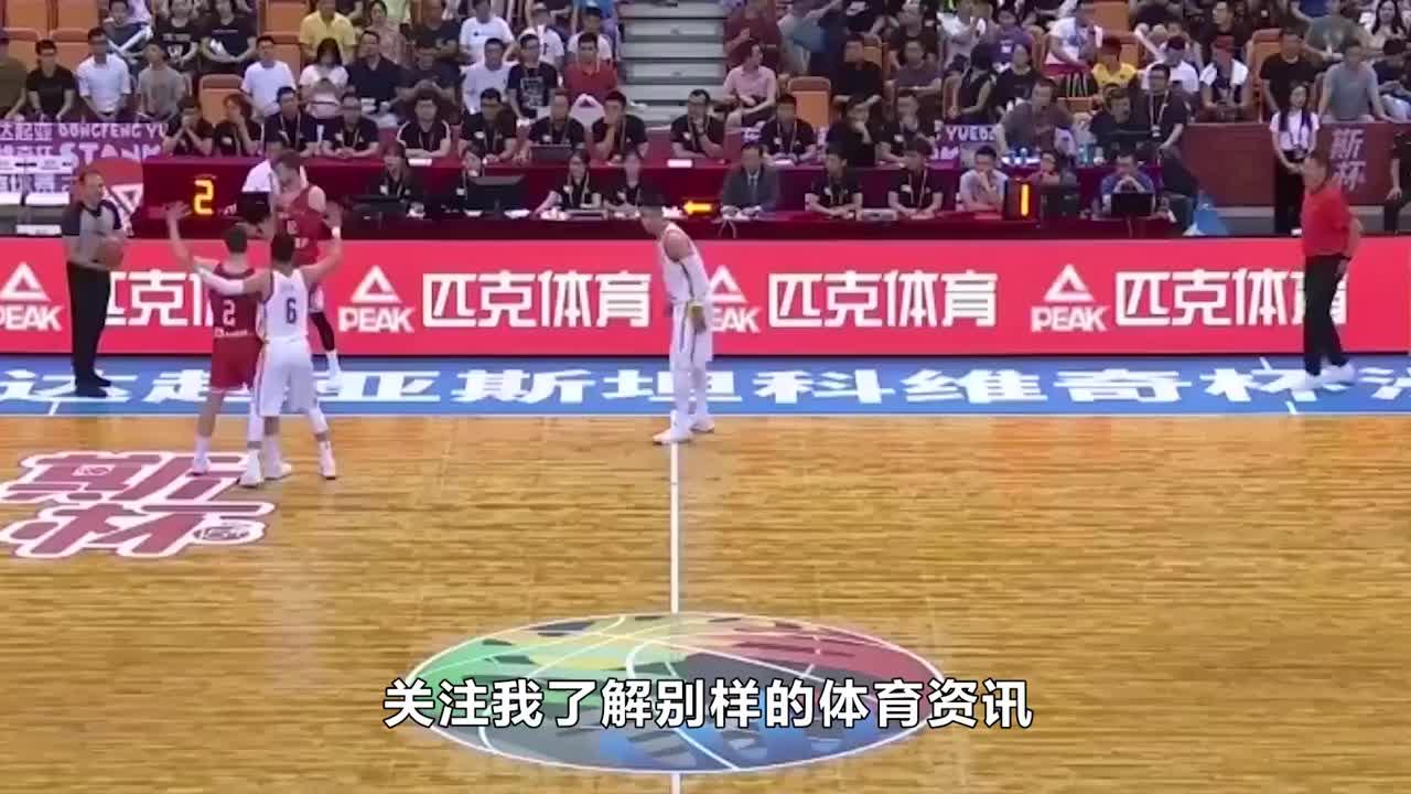 朱芳雨谈中国男篮打架:我们从不主动撩,但一动手就必须得赢