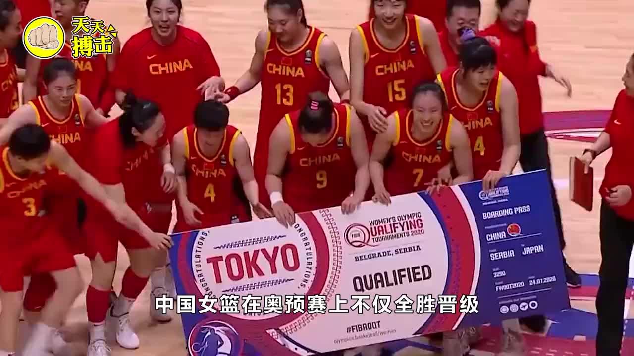中国女篮再迎巨无霸!身高超2米体重220斤,被称奥尼尔单场30分