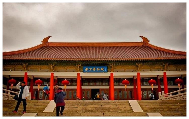 """藏在南京博物院地下的""""民国街"""",有银行火车十分繁荣,你去过吗"""