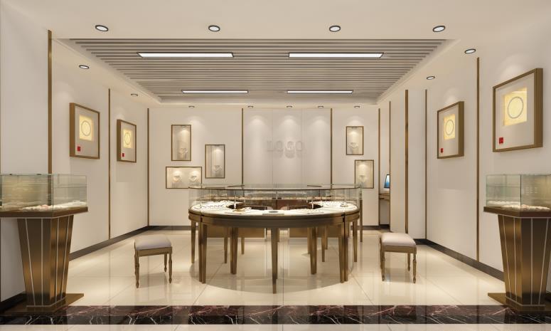 珠宝展示柜设计应不应该收费设计费