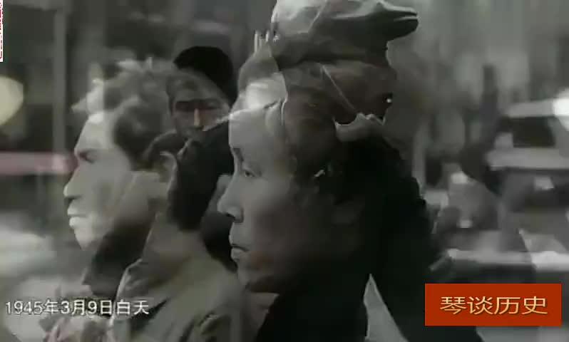 轰炸东京:近十万日本人死亡,城市沦为烈狱,惨烈程度堪比原子弹
