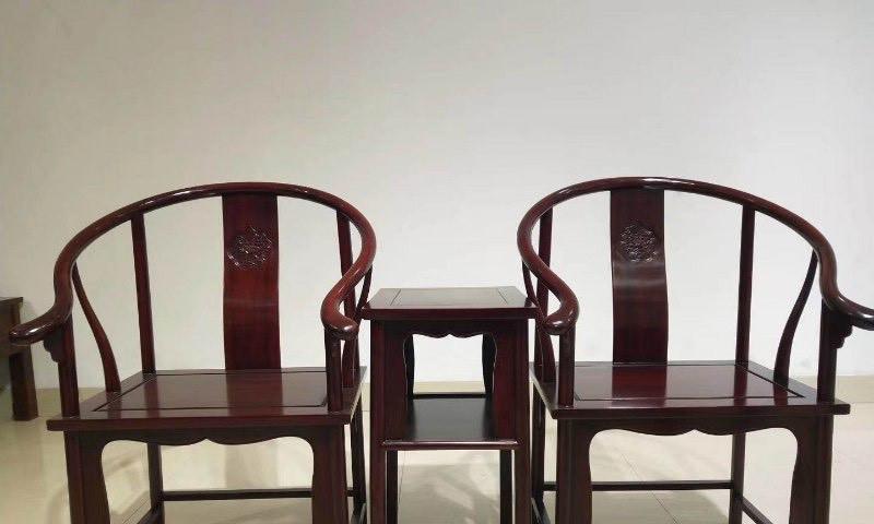 明式家具的典型代表作-圈椅