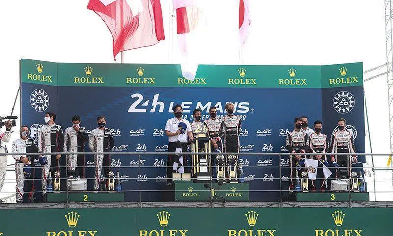 道听天下|丰田在勒芒24小时耐力赛中连续三年夺冠