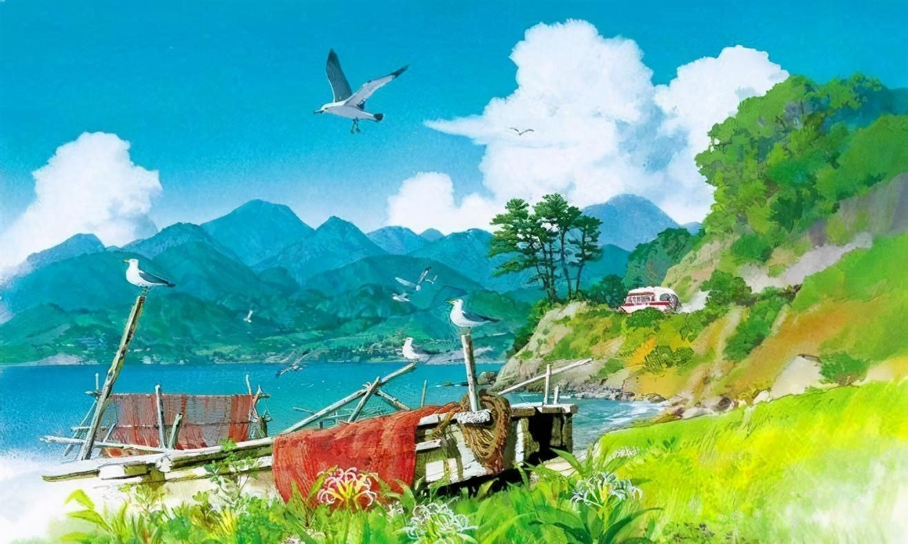 贵州旅游|这个宫崎骏漫画中的童话小镇终于藏不住了!