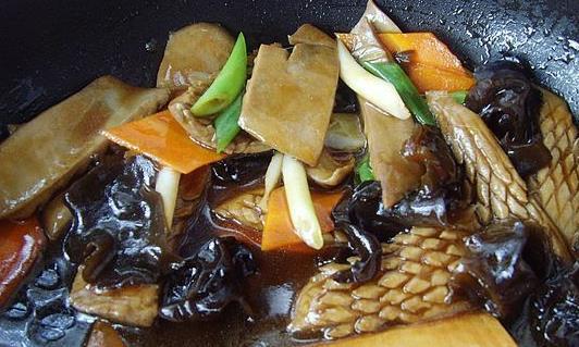 家常小炒爆炒腰花,教你去腥增香,入口脆嫩,开胃下饭,好吃美味