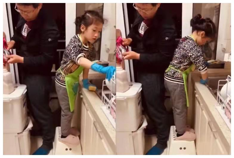48岁吴越家中内景曝光,厨房拥挤住宅很低调,至今感情成谜