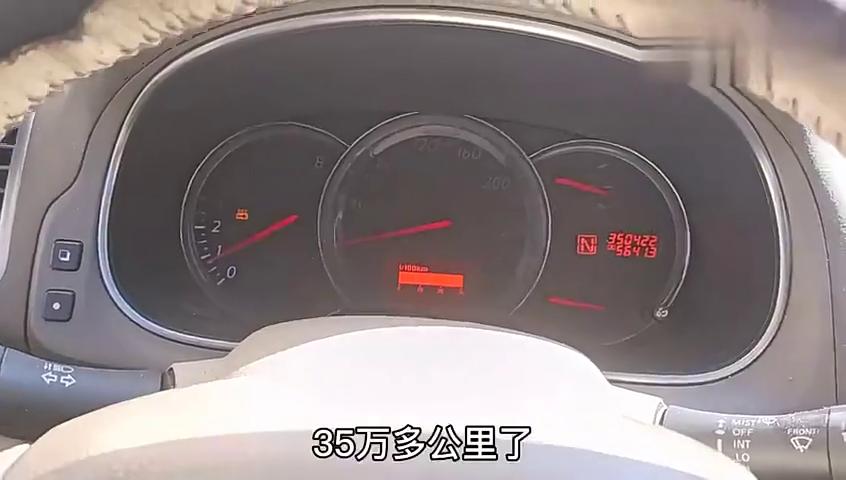 视频:35万公里的日产天籁,变速箱坏了!这日系车还真不如德系车好拆!