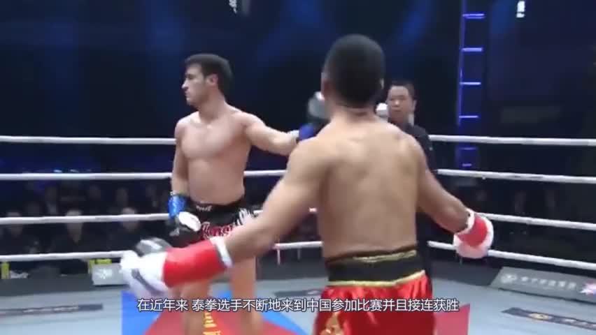 中国解放军拳王,唯一能与西提猜抗衡的,播求至今不敢与他二番战
