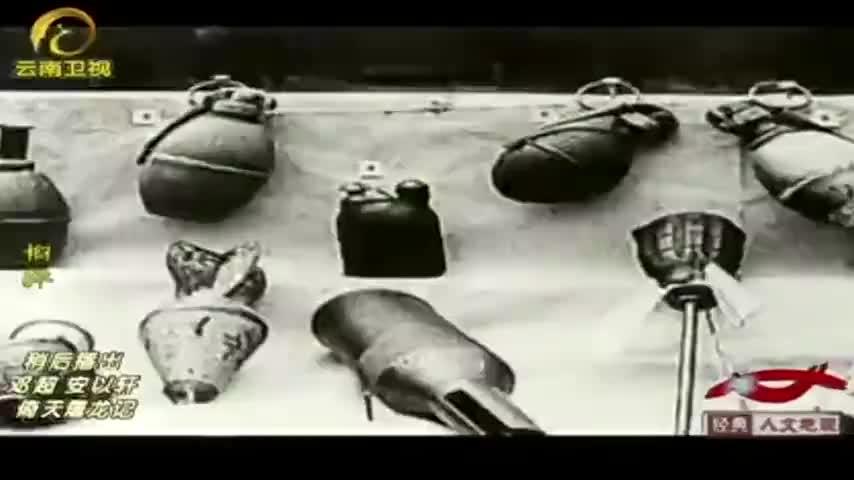 德国手柄式榴弹造型独特,装填了大量炸药,仅靠冲击波就能杀敌