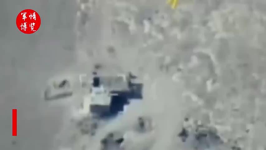警告土耳其?俄军空袭炸死超50名叙利亚反对派武装分子