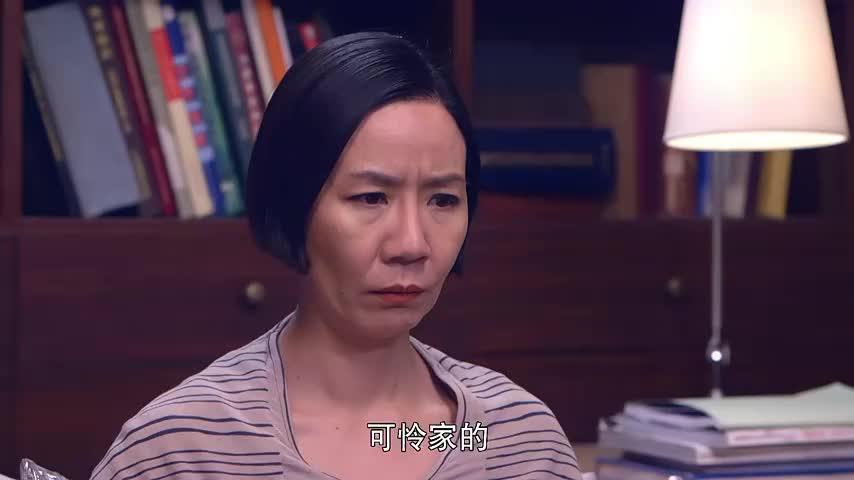 北川正在气头上,不料阿琴一番话,怼的她接不上话