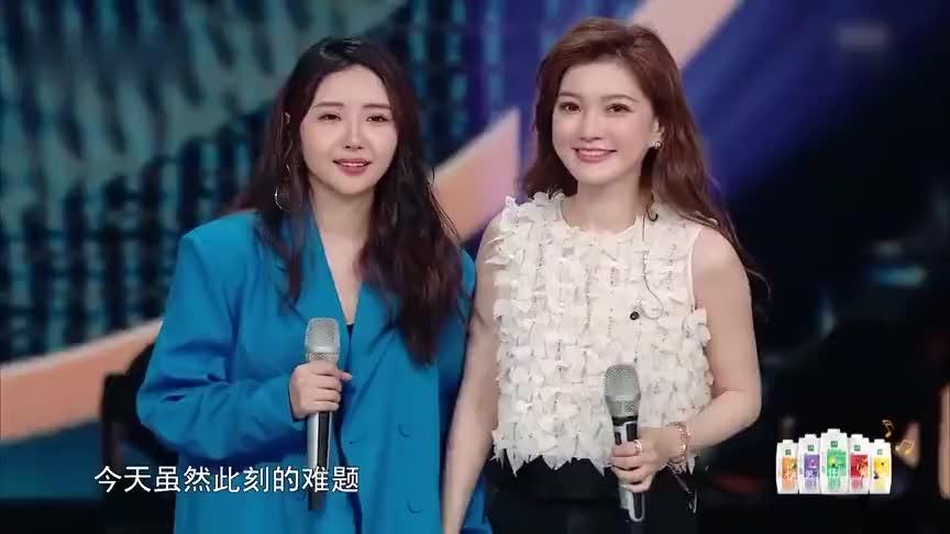 苏有朋硬生生的,抢来两位歌手,王力宏要对抢来的女生负责!