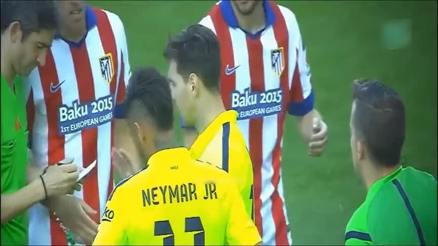 足坛球星之间的打架冲突,佩佩踹拉莫斯那一脚看着都疼