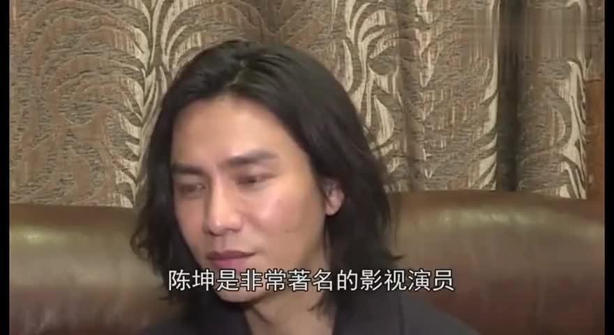 陈坤不再回避儿子生母话题,谈与何琳的关系,终解开儿子身世之谜