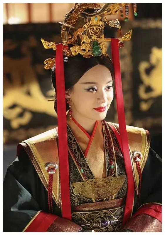孙俪的芈月,许晴的孝庄,郝蕾的静妃,杨明娜的皇后,谁最霸气