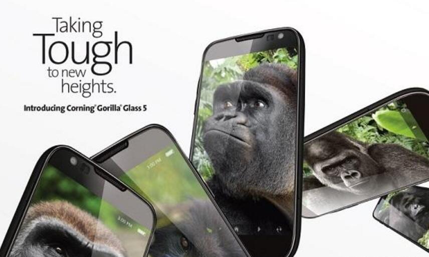 前几年火爆的大猩猩玻璃,为什么新手机已经很少宣传了?