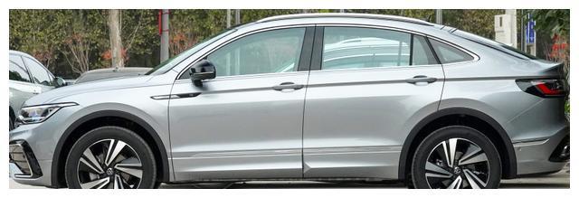 大众最时尚SUV,双腰线+大格栅,溜背造型更运动