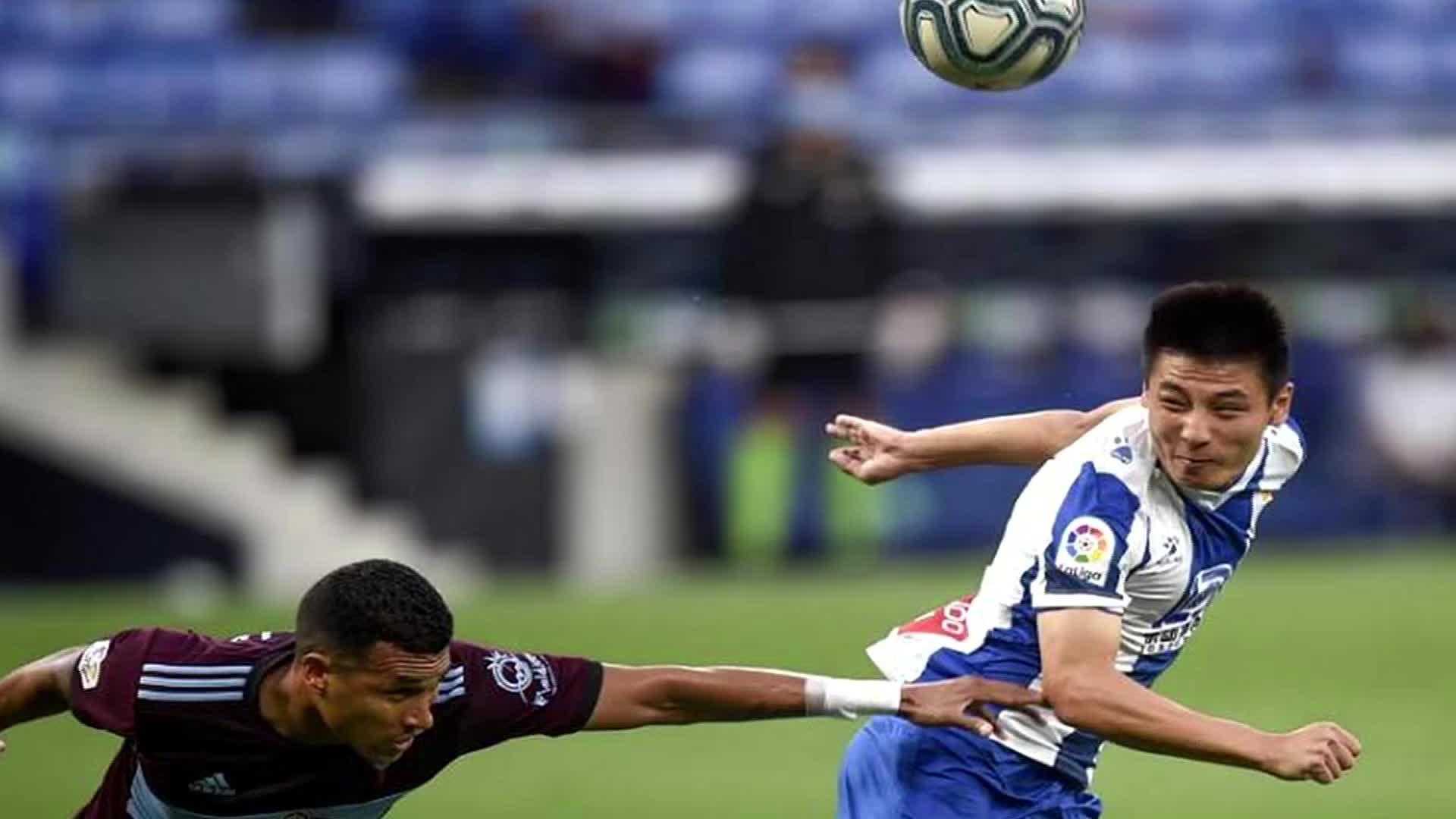 告别西甲!西班牙人平塞尔塔垫底降级 武磊出场49次进8球