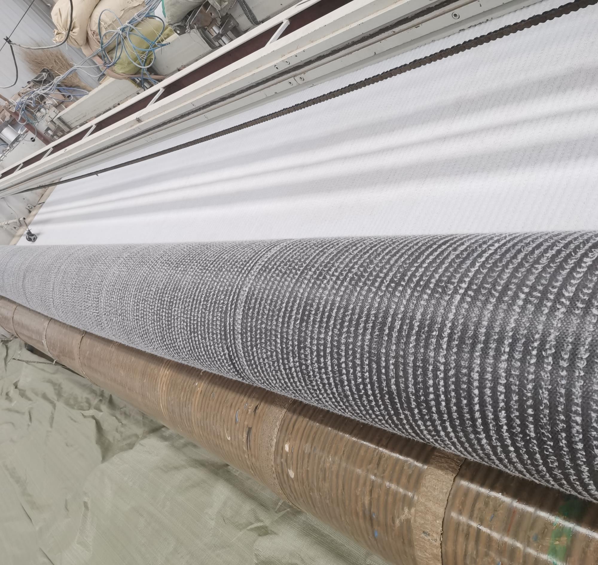 膨润土防水毯的成品保护