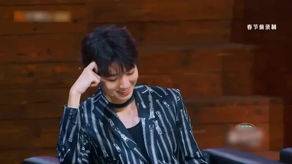 王俊凯谈年少成名的辛酸与幸运,谢霆锋Ella都心疼他