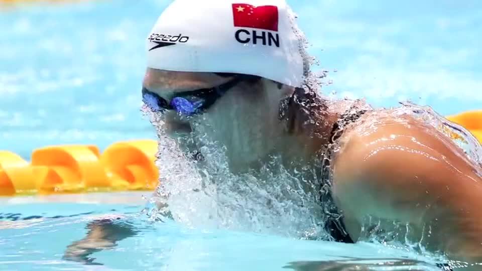 久违了!世锦赛女子200米混合泳叶诗文摘银 小叶子又回来了