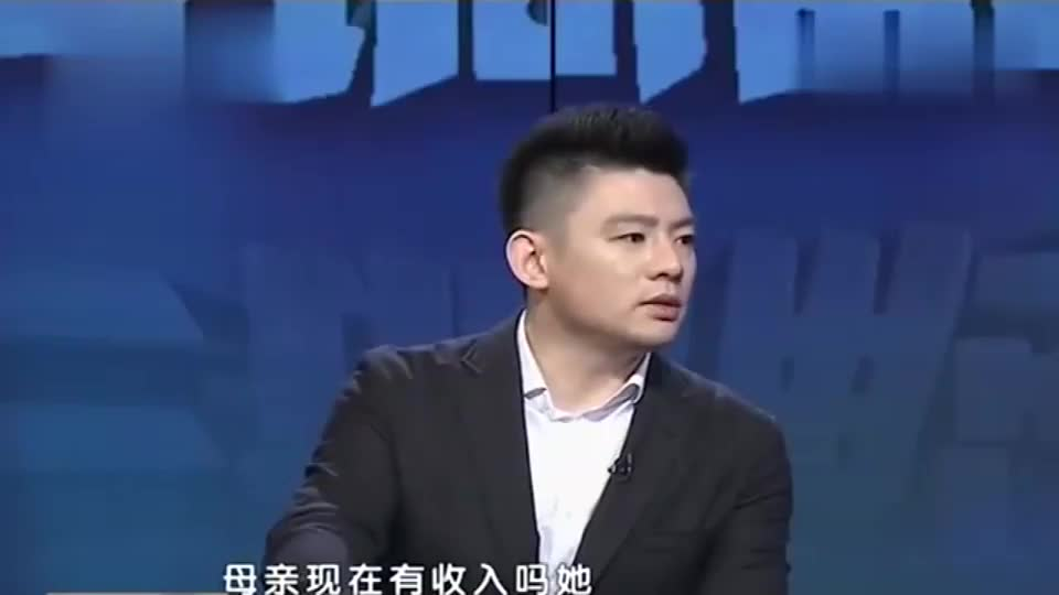 """母亲北京户口办理不成,竟要和小女儿断绝关系,""""都是你挡着我"""""""