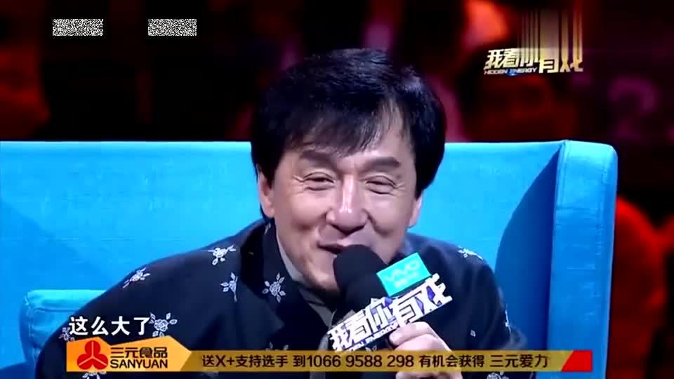 王振威登场,原来是拍《功夫梦》的小子,如今都长这么大了!