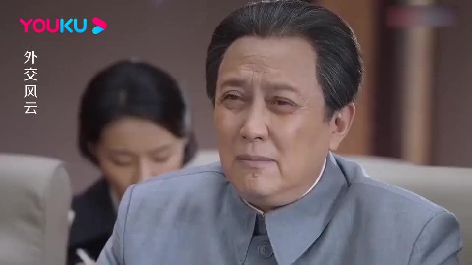外交风云:赫鲁晓夫竟叫嚣主席,陈毅元帅当场发飙,怒拍谈判桌!