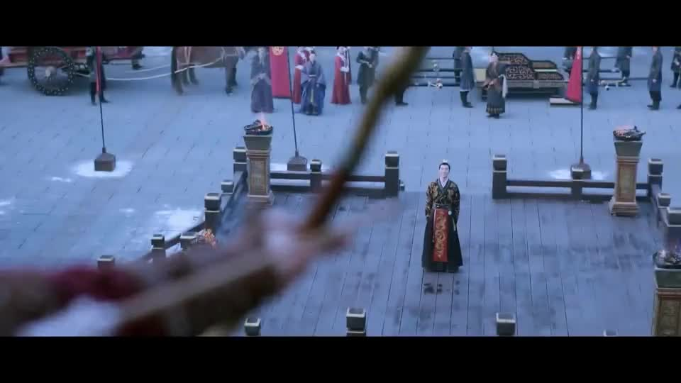 被一剑刺中的王俊凯,为什么笑得这么开心?