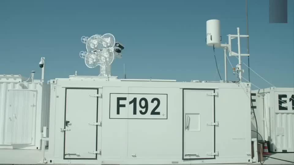 阿特马卡220公里。实弹射击,从组装车间到发射过程
