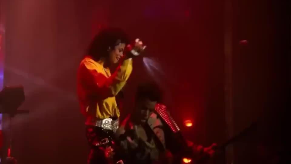 迈克尔杰克逊翻唱Come Together,比原唱更经典!