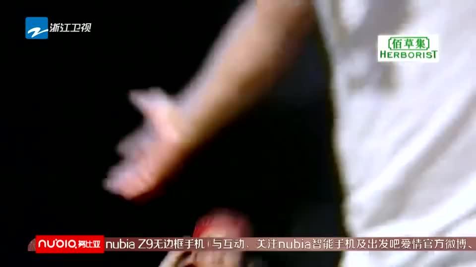李铭顺:我老婆吓到脸发青!范文芳故作镇定:我没有被吓到!