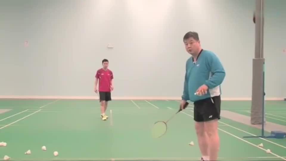 羽毛球所有球路, 能保持击球前动作的一致性, 会非常专业和厉害!