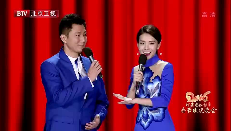 雨神萧敬腾北京春晚演唱《爱的箴言》,现场呼风唤雨,太嗨!
