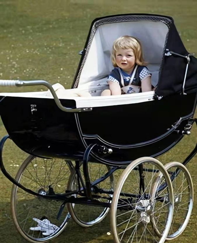 珍贵老照片回顾戴安娜王妃的一生,最后一图是其车祸现场,很惨烈