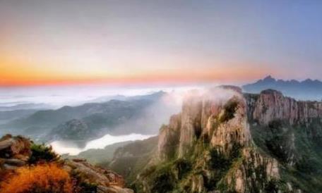 """它才是胶东最美的山,号称""""江东小黄山"""",大部分烟台人都没去过"""