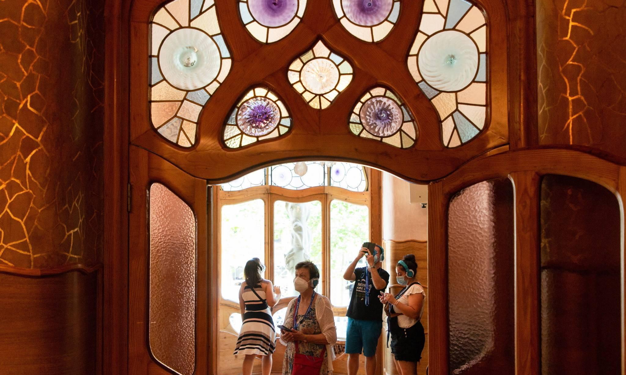 世界文化遗产巴特罗之家重新开放 遇见高迪建筑设计的灵魂