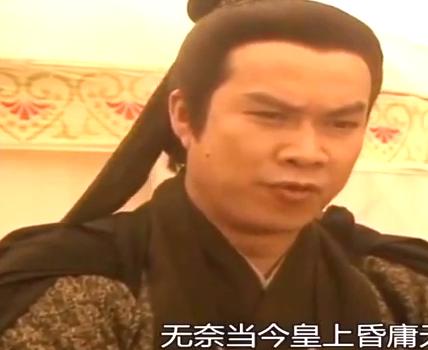 神雕侠侣:郭靖霸气侧漏,在蒙古军营硬杠忽必烈,真是侠之大者!