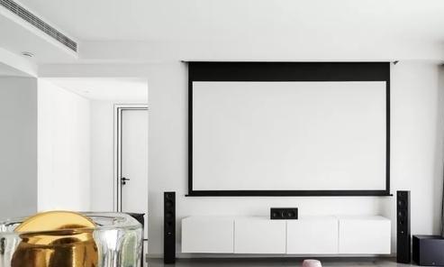 现代风格的168平米的二居室装修成这样,亲朋好友都艳羡
