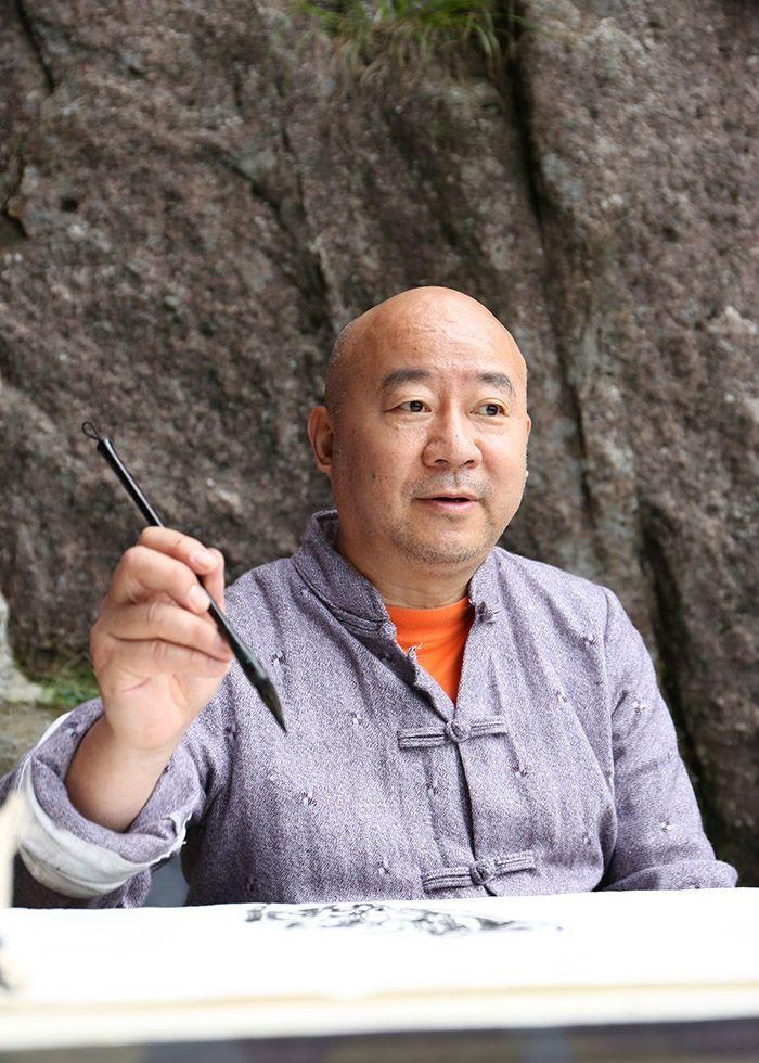 「艺惠藏」国家画院国画院副院长范扬15幅作品赏析