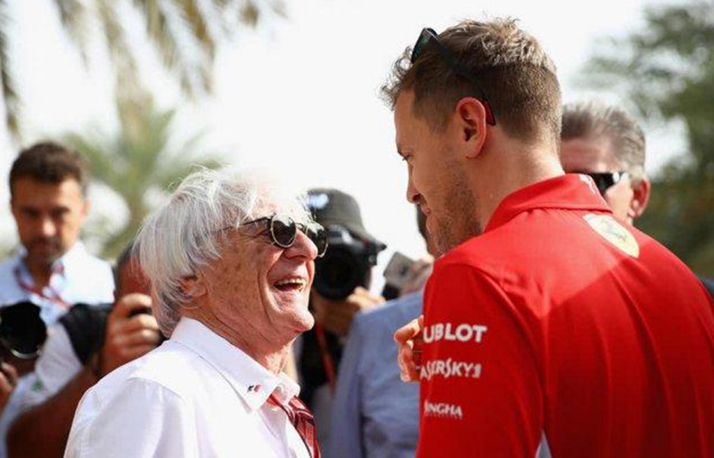 89岁体坛传奇迎来儿子降生!身高1米6是赛车教父,大女儿65岁