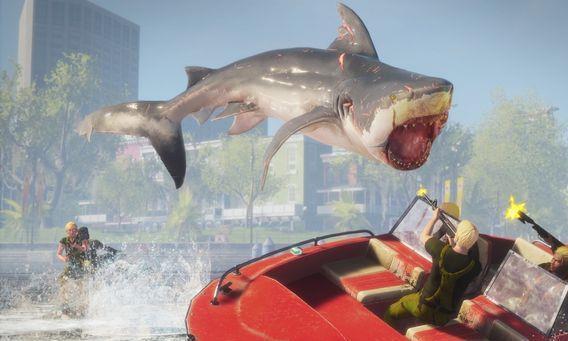 《食人鲨》开发商盛赞XboxSeriesX的SSD速度