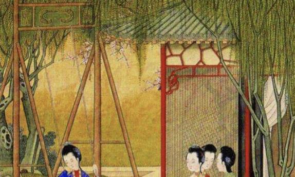 古代女性的聚会都做什么?斗花作诗风雅匹敌文人雅集