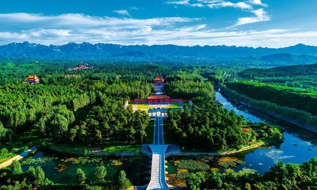 温馨提示丨明日起,清西陵景区暂停开放崇陵地宫
