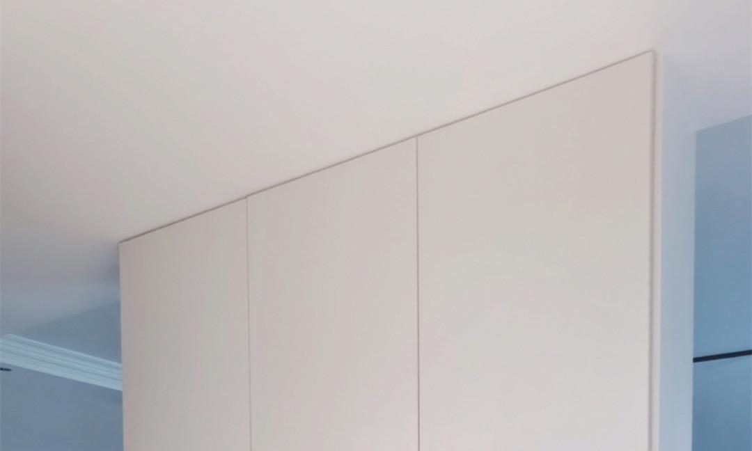 晒晒我家双阳台的储物柜,储物空间设计巧妙,简约时尚超级满意!