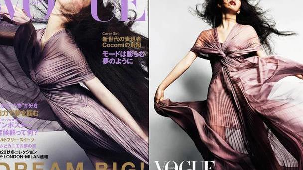 木村拓哉大女儿登上Vogue封面!和小S女儿相比,你们更吃谁的颜