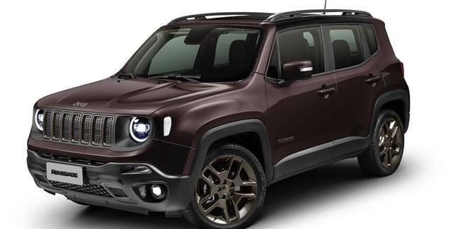 2021款Jeep自由侠青铜版(2021Renegade Bronze Edition)亮相