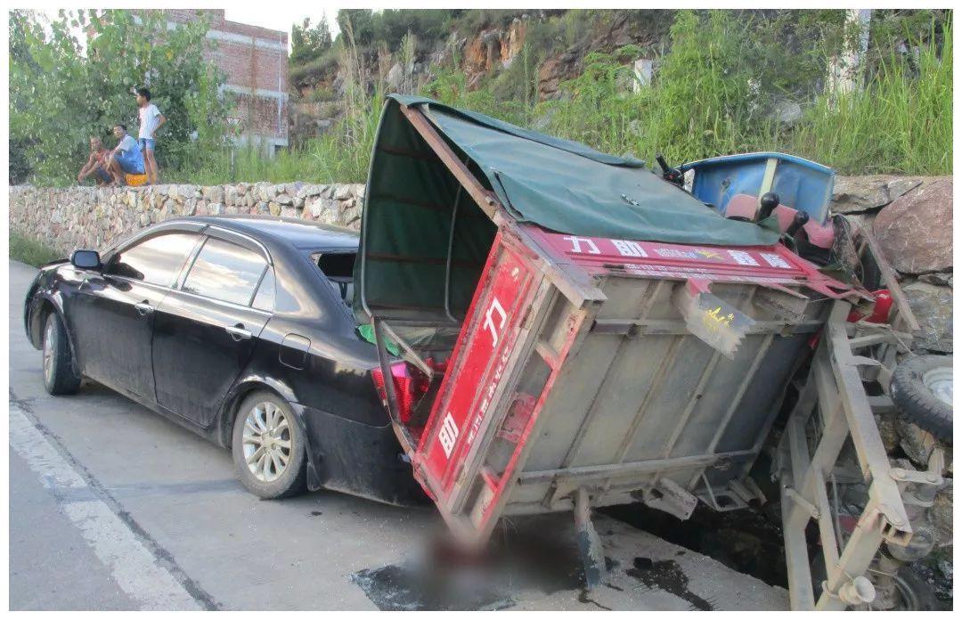修武交警发布2021年初5起典型交通事故案例!