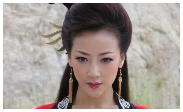 《活佛济公》过去10年,认出陈紫函、馨子,而她居然美到认不出!