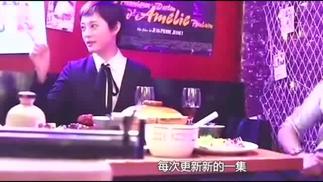 孙俪片场想拿衣服衣柜太高拿不到孙俪气得飚出上海话烦死了